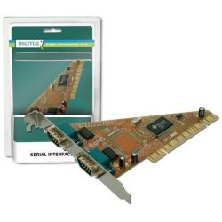 Pci Serial 2 Port DS-33001-1 DΙGΙΤUS