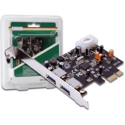 Pci Exp Usb 3.0 2 Port+l.p. DS-30220-4 DΙGΙΤUS