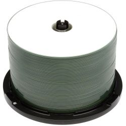 Cd-R Media Range Printable Spindle 50 Temaxia 80Min/700Mb/52X Οικονομικη Λυση