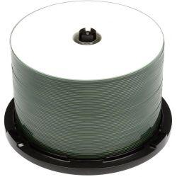 Cd-R Media Range Printable Spindle 50 Temaxia 80Min/700Mb/52X Οικονομικη Λυση