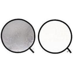 Στρογγυλός ανακλαστήρας 120cm λευκό/ασημί LA 4831 Lastolite