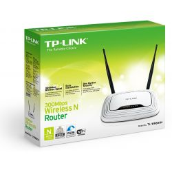 Router Wireless 300Mbps TL-WR841N Tp-Link