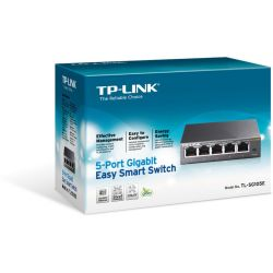 Switch 5 Port Gigabit Easy Smart TL-SG105E ΤΡ-LΙΝΚ