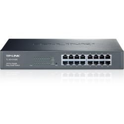 "Switch Smart 16 Port Gigabit+ Bracket Για 19"" TL-SG1016DE ΤΡ-LΙΝΚ"