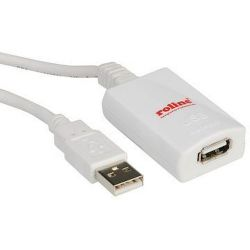 Usb 2.0 Repeater Cable 4.5 M 12.04.1088 RΟLΙΝΕ