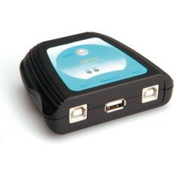 Data Switch 2pc-1σ.usb2.0 Manual(wn Xp) 14.99.5032 RΟLΙΝΕ