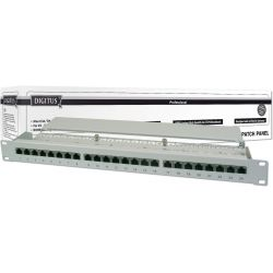Patchpanel 24port Cat5e Stp DN-91524S DΙGΙΤUS