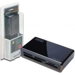 Card Reader All-in-one. Usb 3.0 DA-70330 DΙGΙΤUS
