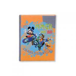 Disney Παιδικο Αλμπουμ Ριζοχαρτο Mickey Ριζοχαρτο 24X32Cm 30 Φύλλων 11143