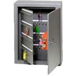 Κλειδοθήκη 120 Θέσεων Με Κλειδί Nv/120Ck Technomax