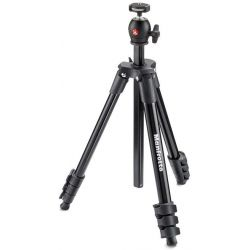 Τρίποδο Compact Light Black MKCOMPACTLT-BK Manfrotto