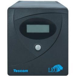 Line Interactive UPS Οικιακής Χρήσης LEO LCD 650AP UPS.0239 Tescom
