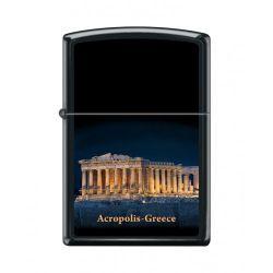 Αναπτήρας Acropolis Full View 218-010116 Acropolis Full View Zippo
