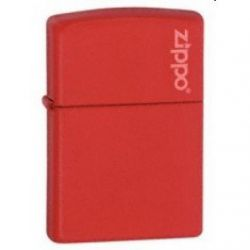 Αναπτήρας Classic 233Zl Regular Red Με Λογότυπο Zippo
