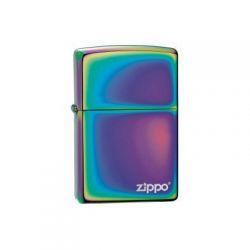 Αναπτήρας Classic Spectrum - Lasered Με Λογότυπο Zippo