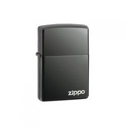 Αναπτήρας Classic Black Ice - Laser Με Λογότυπο Zippo 150 ZL