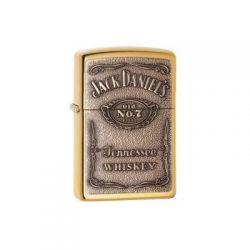 Αναπτήρας Jack Daniels 254Bjd.428-028 Jack Daniels Emblem Zippo