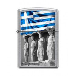 Αναπτήρας Karyatides Greece 207-008260 Karyatides Greece Zippo