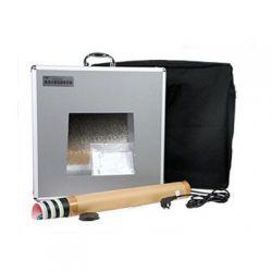 Βαλίτσα φωτογράφισης προϊόντων με ενσωματωμένο φως 4730 LED Luminus