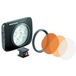 Φωτιστικό LED LUMIE SERIES ART & Εξαρτήματα – Μαύρο MLUMIEART-BK Manfrotto