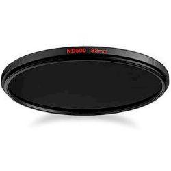 Στρογγυλό φίλτρο φακού ND500 με 9 στοπ μείωση του φωτός, 82mm MFND500-82 Manfrotto
