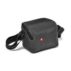 Τσάντα ώμου NX για CSC με επιπλέον φακό, Γκρι MB NX-SB-IGY Manfrotto