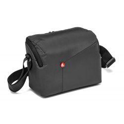 Τσάντα ώμου NX για DSLR με επιπλέον φακό, Γκρι MB NX-SB-IIGY Manfrotto