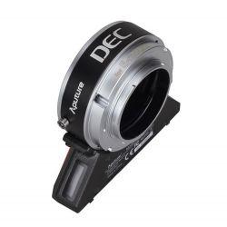 DEC με ασύρματο χειριστήριο, μοντούρα Sony E mount AP DEC E MOUNT Aputure