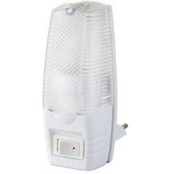 Φωτακι νυκτος με διακοπτη λευκο 5W Ferrara 147-15050
