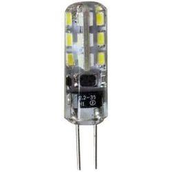 Λαμπα led SMD G4 1.5W 6500K σιλικονης 12v AC/dc Eurolamp 147-84608