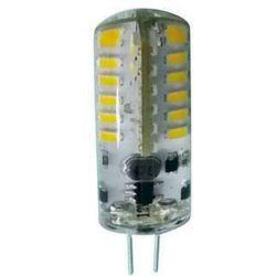 Λαμπα led SMD G4 2.5W 2700K σιλικονης 12v AC/dc Eurolamp 147-84625