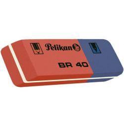 Γομα Μπλε-Κοκκινη Br40 Pelikan