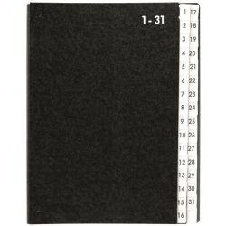 Βιβλιο Υπογραφων/Οργανωτης Με Αριθμηση 1-31 Durable Οικονομικη Λυση