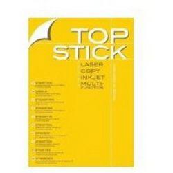 Ετικετες Inkjet. Laser. Copy 192X61.0 100 Φυλλα/400 Τεμαχια Topstick 8722 Οικονομικη Λυση
