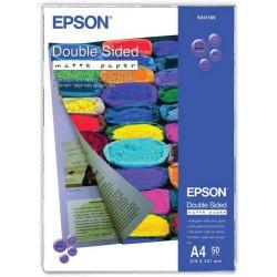 Χαρτι Inkjet Α4 178Gr Matte Double Sided 50 Φυλλα S041569 Epson
