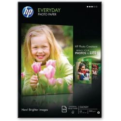 Χαρτι Inkjet Α4 200Gr Everyday Semi Gloss Photo 100 Φυλλα Q2510A Hp