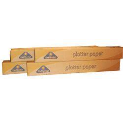 Ρολο Plotter 80Gr 0.61X50M Αδιαφανο ΟΕΜ