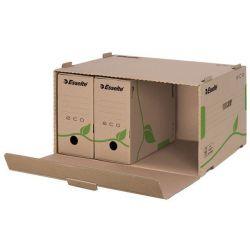 Κουτι Αδρανους Αρχειου 34X43.9X25.9Cm Ανοιγμα Στο Πλαι Eco Esselte