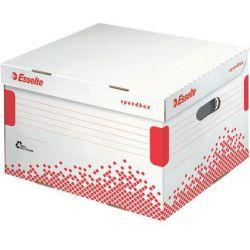 Κουτι Αδρανους Αρχειου 36.4X43.3X26.3Cm Ανοιγμα Επανω Speedbox Esselte