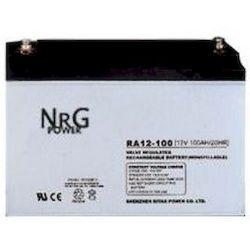 Μπαταρία 12V - 9Ah NRG Power 12-9