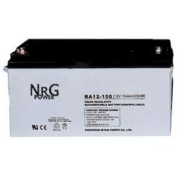 Μπαταρία 12V - 100Ah NRG Power 12-100