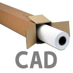 Coated Paper Ρολό CAD 180gsm  111cm