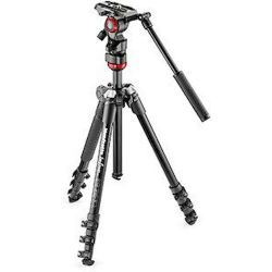 Τρίποδο video MVKBFR-LIVE Manfrotto