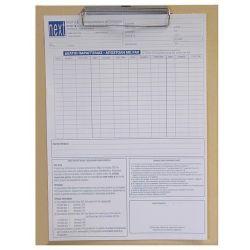Πινακίδα με πιάστρα οικολογική υ32x24 εκ. NEXT 03115