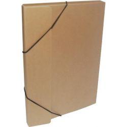 Κουτί με λάστιχο οικολογικό Υ32,5x24x1,5εκ. NEXT 03120