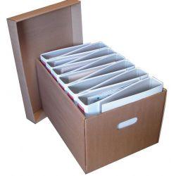 Κουτί ολόκληρο οικολογικό Υ36x53x30εκ. NEXT 04191