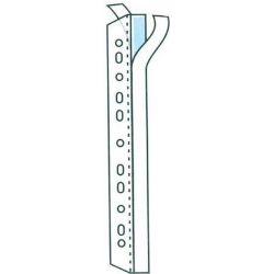Πολύτρυπο αυτοκόλλητο διπλής όψης 20 τεμάχια Bindermax