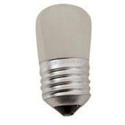 Λαμπα Νυκτος 5w E27 Ασπρη 240v Eurolamp 147-88171