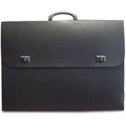 Τσάντα Σχεδίου PP 33x45x5 εκ. Μαύρη NEXT 15501