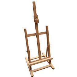 Καβαλέτο Επιτραπέζιο Ξύλινο 34x37x80 εκ. Artmate 25571